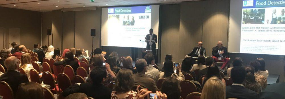Bericht: Das war das 18. Internationale Zöliakie-Symposium (ICDS) 2019 in Paris!