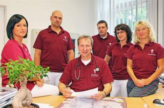 Dr. Armbrecht Betriebsmedizin-Team beim Alstom Konzern